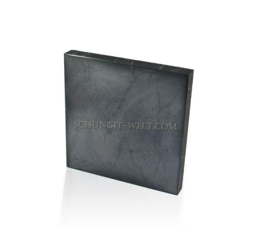 Schungit-Platte 10x10 poliert-0