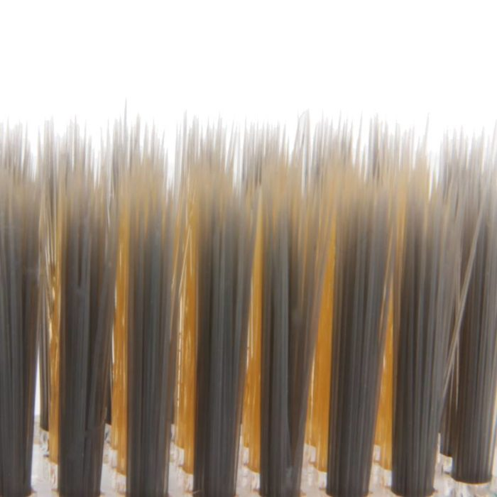 Edel-Schungit-Zahnbürste Farbe: grün-622